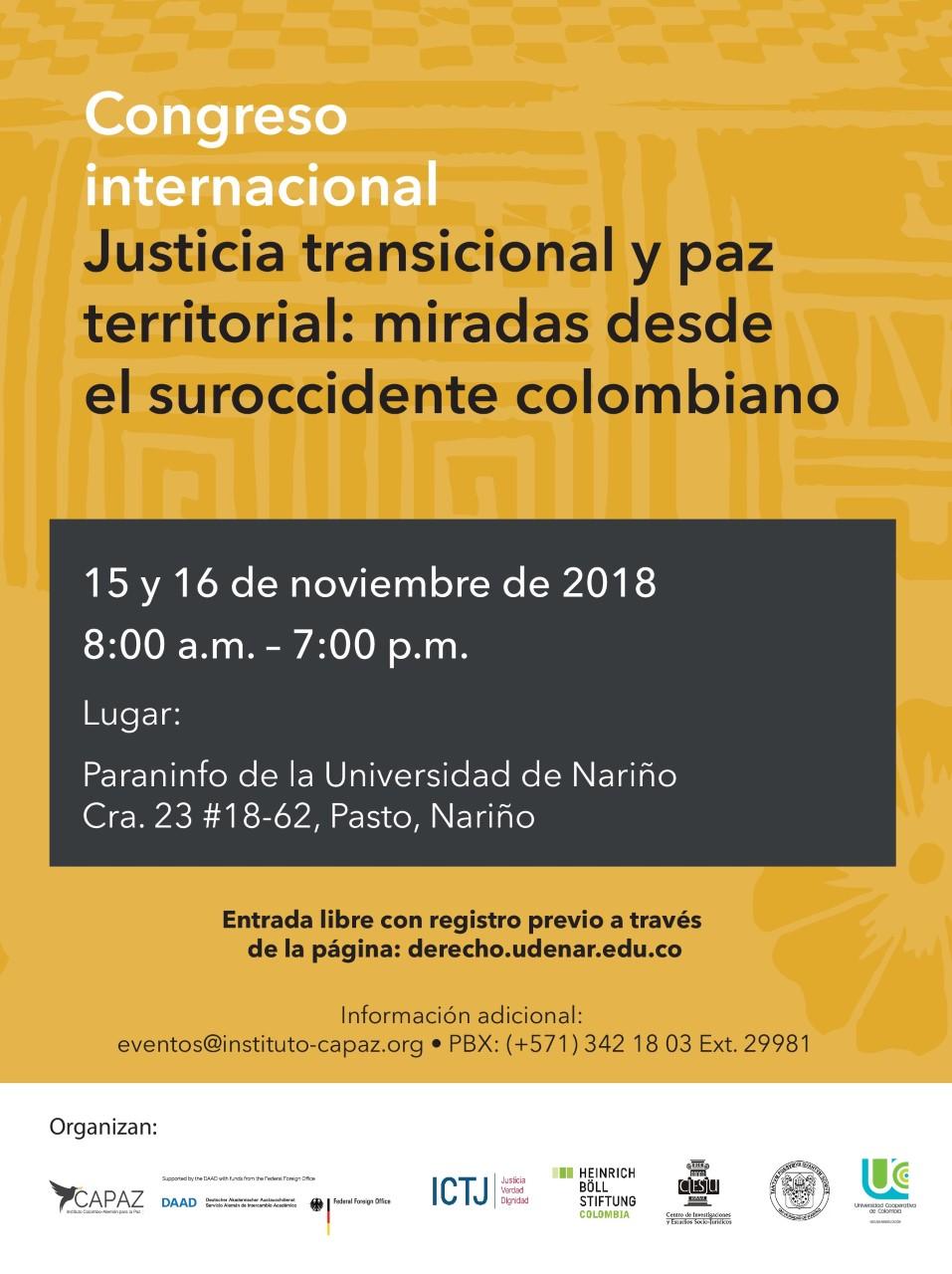 thumbnail_Afiche Congreso Internacional en Pasto (FINAL 2) (1)-001
