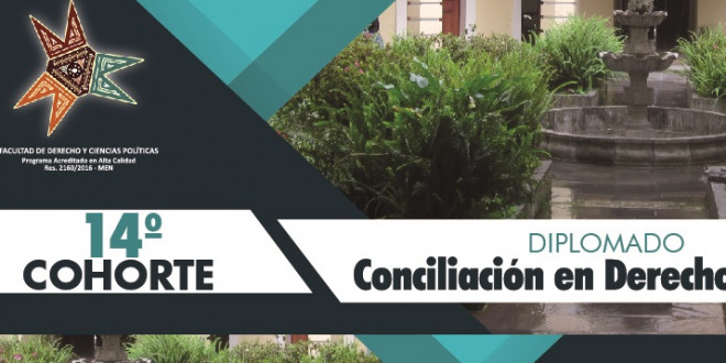 UDENAR CONCILIACION - PLEGABLE 13º COHORTE-02 - copia